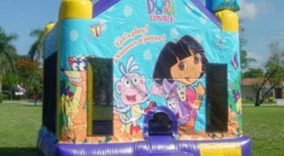 DORA_THE_EXPLORER_BOUNCE_HOUSE