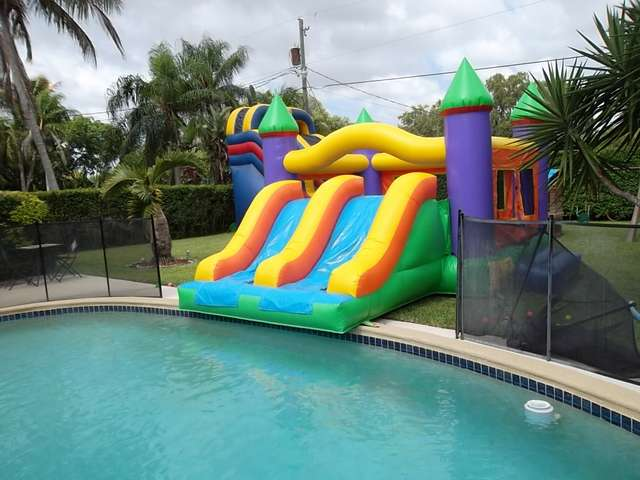 Water Slides Doral Party Rental